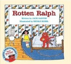Rotten Ralph (Paperback)
