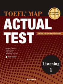 TOEFL MAP ACTUAL TEST Listening 1