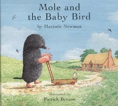 Mole and the Baby Bird (Hardcover)