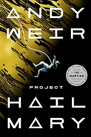 """<font title=""""Project Hail Mary (Paperback/ International) """">Project Hail Mary (Paperback/ Internatio...</font>"""