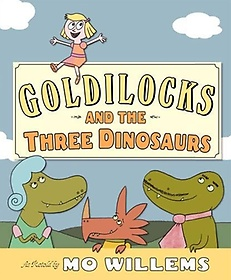 "<font title=""Goldilocks and the Three Dinosaurs (Hardcover)"">Goldilocks and the Three Dinosaurs (Hard...</font>"