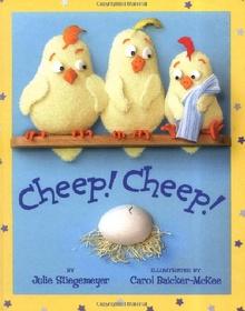 Cheep! Cheep! (Hardcover)