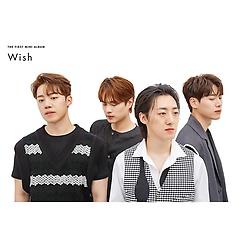 레떼아모르(Letteamor) - Wish [1st Mini Album][Casual ver.]