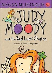 "<font title=""Judy Moody #11: Judy Moody and the Bad Luck Charm (Paperback)"">Judy Moody #11: Judy Moody and the Bad L...</font>"