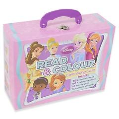 """<font title=""""Disney Read & Colour Carry-Along Girl (Paperback:2)"""">Disney Read & Colour Carry-Along Girl (P...</font>"""