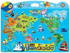 폴리와 세계 여행 (88조각)