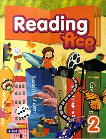"""<font title=""""Reading Ace 2 (Student Book+Workbook+My Portfolio+MP3 CD)"""">Reading Ace 2 (Student Book+Workbook+My ...</font>"""
