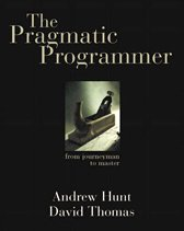 "<font title=""The Pragmatic Programmer - From Journeyman to Master (Paperback)"">The Pragmatic Programmer - From Journeym...</font>"