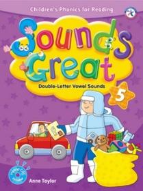 Sounds Great 5 : Studentbook (Paperback+CD:1)
