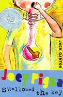 """<font title=""""Joey Pigza Swallowed the Key : Audio Cassette (2 Tapes Only, Unabridged Edition/교재별매)"""">Joey Pigza Swallowed the Key : Audio Cas...</font>"""