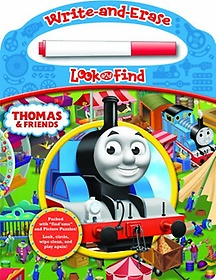 "<font title=""Thomas Write And Erase Look And Find (Hardcover)"">Thomas Write And Erase Look And Find (Ha...</font>"