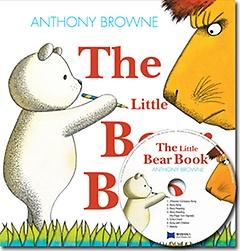 """<font title=""""[노부영]The Little Bear Book (Paperback+ CD)"""">[노부영]The Little Bear Book (Paperback+...</font>"""