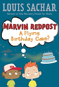 "<font title=""Marvin Redpost #6 : A Flying Birthday Cake (Paperback)"">Marvin Redpost #6 : A Flying Birthday Ca...</font>"
