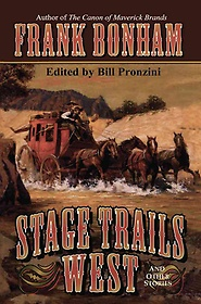 Stage Trails West (Paperback)