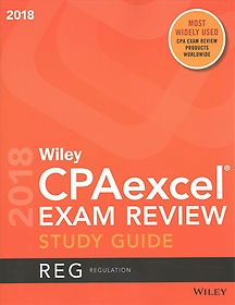 "<font title=""Wiley Cpaexcel Exam Review 2018 (Paperback)"">Wiley Cpaexcel Exam Review 2018 (Paperba...</font>"