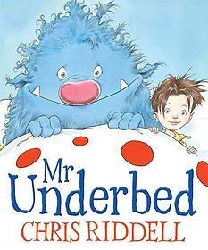 Mr. Underbed (Hardcover)