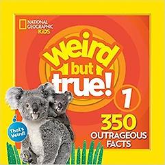 """<font title=""""Weird but True (Paperback / Reissue Edition)"""">Weird but True (Paperback / Reissue Edit...</font>"""