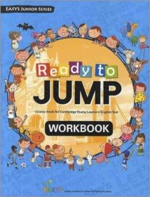 "<font title=""Ready to Jump : Workbook (Paperback+ CD:1)"">Ready to Jump : Workbook (Paperback+ CD:...</font>"