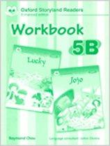 Oxford Storyland Readers 5B Workbook - Lucky, Jojo (Paperback)