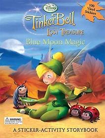 "<font title=""Blue Moon Magic: A Sticker-Activity Storybook (Hardcover) "">Blue Moon Magic: A Sticker-Activity Stor...</font>"