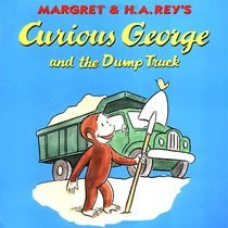 """<font title=""""Curious George and the Dump Truck (Paperback)"""">Curious George and the Dump Truck (Paper...</font>"""