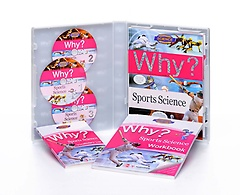 Why? Sports Science (영어로 읽는 Why?)