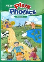 New Plus Phonics - C Work Book