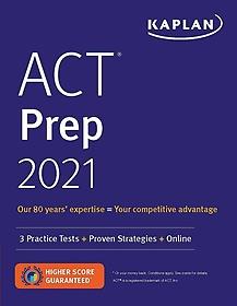 ACT Prep 2021 (Paperback)