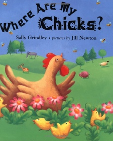 Where Are My Chicks? (Hardcover)