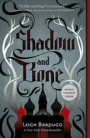 """<font title=""""Shadow and Bone : The Grisha Trilogy (Paperback)"""">Shadow and Bone : The Grisha Trilogy (Pa...</font>"""