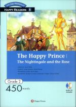"""<font title=""""The Happy Prince/ The Nightingale and the Rose - Happy Readers Grade 2-8 (Paperback+ Audio CD)"""">The Happy Prince/ The Nightingale and th...</font>"""