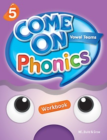 Come on Phonics 5: Work Book (Paperback)