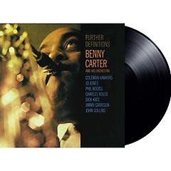 Benny Carter - Further Definitions [Vital Vinyl Series, Original Label, Original Tapes, Origina..