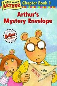 Arthur's Mystery Envelope - Arthur Chapter Book #1 (Paperback)