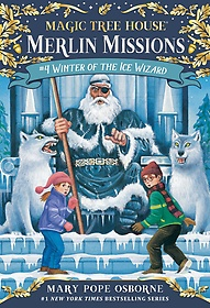 "<font title=""Merlin Mission #4 : Winter of the Ice Wizard (Paperback)"">Merlin Mission #4 : Winter of the Ice Wi...</font>"