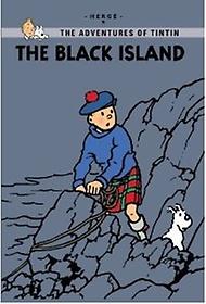 The Black Island (Paperback)