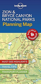 "<font title=""Lonely Planet Zion & Bryce Canyon National Parks Planning Map (Folded) "">Lonely Planet Zion & Bryce Canyon Nation...</font>"