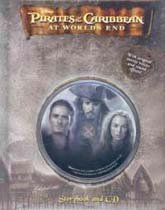 Pirates of the Caribbean: At World's End (Book + CD)