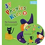 NEW JY Phonics Kids 2 (Paperback+CD)