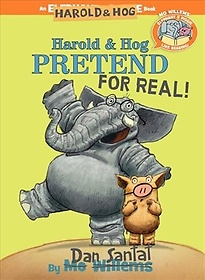 "<font title=""Harold & Hog Pretend for Real! (Hardcover)"">Harold & Hog Pretend for Real! (Hardcove...</font>"