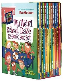 """<font title=""""My Weird School Daze 12-Book Box Set (Paperback:12)"""">My Weird School Daze 12-Book Box Set (Pa...</font>"""