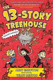 """<font title=""""The 13-Story Treehouse (Paperback/ Reprint Edition)"""">The 13-Story Treehouse (Paperback/ Repri...</font>"""