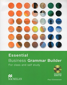 """<font title=""""Business English: Essential Business Grammer Builder Pack (Package)"""">Business English: Essential Business Gra...</font>"""