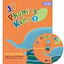 NEW JY Phonics Kids 3 (Paperback+CD)