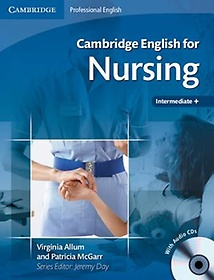 Cambridge English for Nursing : Student's Book with CD (Paperback+CD)