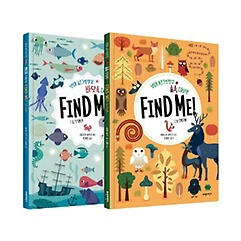 "<font title=""숲속 대탐험 FIND ME! + 바닷속 대탐험 FIND ME! 세트  "">숲속 대탐험 FIND ME! + 바닷속 대탐험 FIN...</font>"