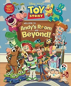 """<font title=""""Toy Story: Welcome to Andy"""