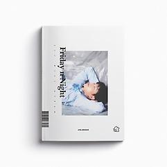 김용국 - Friday n Night [1st Mini Album] [B ver.]