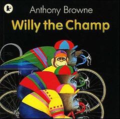 그림책 Willy the Champ (Paperback)