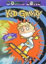 Kid Gravity (Paperback)
